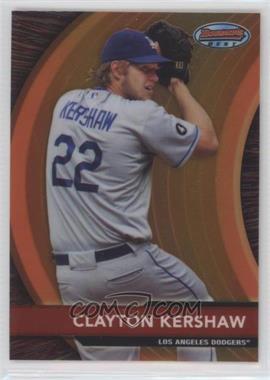 2012 Bowman Bowman's Best #BB20 - Clayton Kershaw