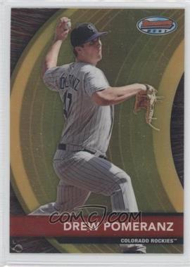 2012 Bowman Bowman's Best #BB5 - Drew Pomeranz