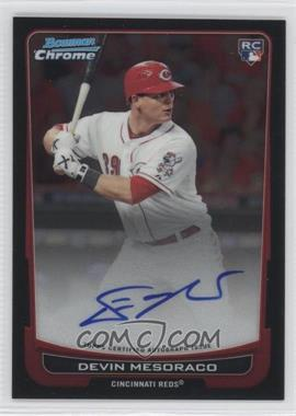 2012 Bowman Chrome - Rookie Certified Autographs - [Autographed] #214 - Devin Mesoraco