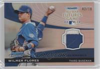 Wilmer Flores /10
