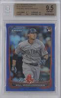 Will Middlebrooks /250 [BGS 9.5]