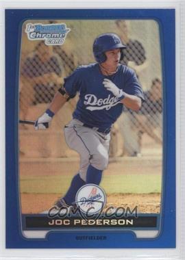 2012 Bowman Chrome Prospects Blue Refractor #BCP104 - Joc Pederson /250