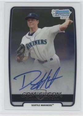 2012 Bowman Chrome Prospects Certified Autographs [Autographed] #BCP87 - Danny Hultzen