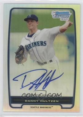 2012 Bowman Chrome Prospects Certified Autographs Refractor #BCP87 - Danny Hultzen /500