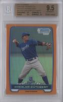 Cheslor Cuthbert /25 [BGS 9.5]