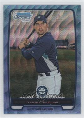 2012 Bowman Chrome Prospects Redemption Refractor Blue Wave #BCP190 - Daniel Paolini