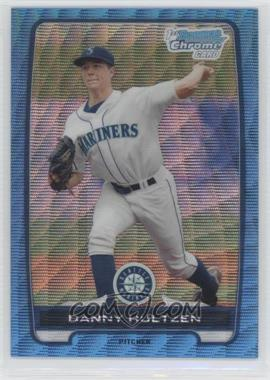 2012 Bowman Chrome Prospects Redemption Refractor Blue Wave #BCP87 - Danny Hultzen
