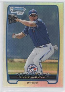 2012 Bowman Chrome Prospects Refractor #BCP138 - Chris Hawkins