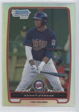 2012 Bowman Chrome Prospects Refractor #BCP150 - Kenny Vargas