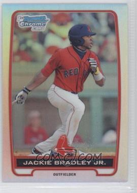 2012 Bowman Chrome Prospects Refractor #BCP66 - Jackie Bradley Jr. /500