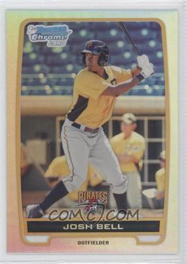 2012 Bowman Chrome Prospects Refractor #BCP79 - Josh Bell /500