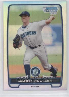 2012 Bowman Chrome Prospects Refractor #BCP87 - Danny Hultzen /500