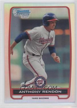 2012 Bowman Chrome Prospects Refractor #BCP88 - Anthony Rendon /500