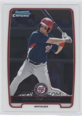 2012 Bowman Chrome Prospects #BCP10 - Bryce Harper