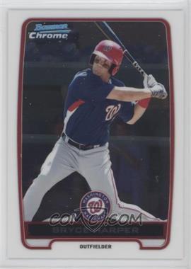 2012 Bowman Chrome Prospects #BCP10 - Bryce Harper