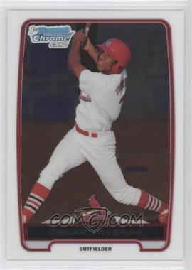 2012 Bowman Chrome Prospects #BCP102 - Oscar Taveras