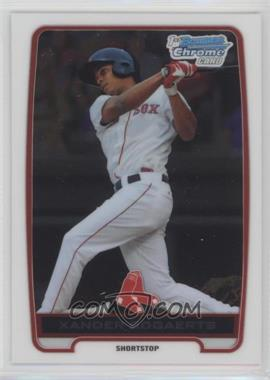 2012 Bowman Chrome Prospects #BCP105 - Xander Bogaerts