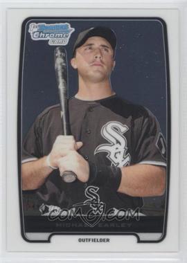 2012 Bowman Chrome Prospects #BCP127 - Michael Earley