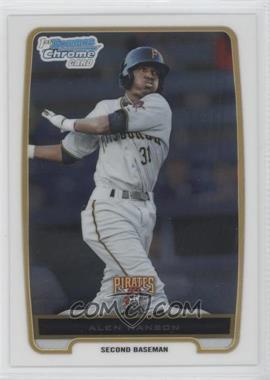 2012 Bowman Chrome Prospects #BCP143 - Alen Hanson