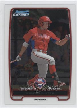 2012 Bowman Chrome Prospects #BCP169.2 - Brian Pointer (Swinging Short Print)