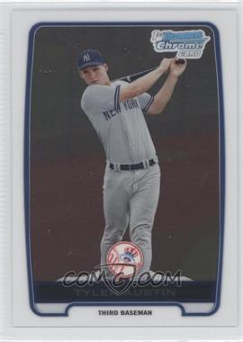 2012 Bowman Chrome Prospects #BCP17 - Tyler Austin