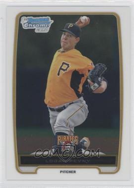 2012 Bowman Chrome Prospects #BCP185 - Logan Pevny