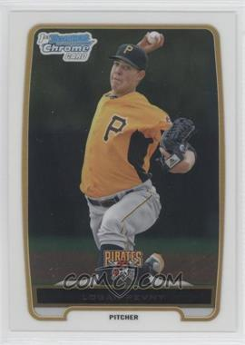 2012 Bowman Chrome Prospects #BCP185 - Logan Pevny