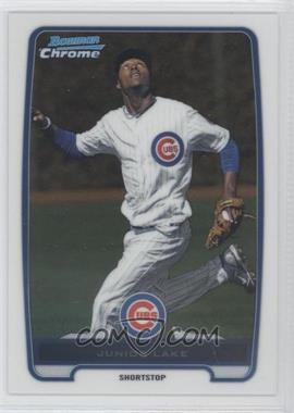 2012 Bowman Chrome Prospects #BCP213 - Junior Lake
