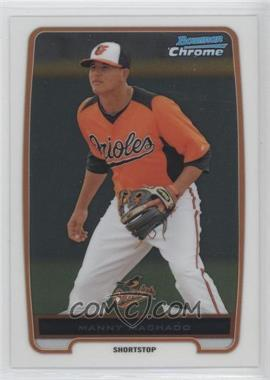 2012 Bowman Chrome Prospects #BCP217 - Manny Machado