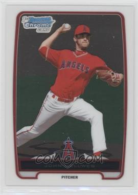 2012 Bowman Chrome Prospects #BCP218 - John Hellweg