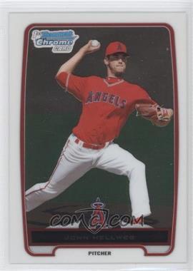 2012 Bowman Chrome Prospects #BCP218 - John Hellweg