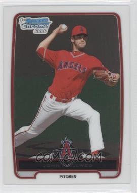 2012 Bowman Chrome Prospects #BCP218 - John Hester