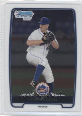 2012 Bowman Chrome Prospects #BCP28 - Josh Edgin