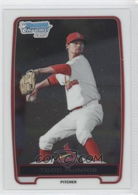 2012 Bowman Chrome Prospects #BCP63 - Todd McInnis