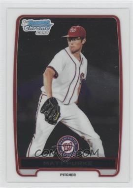 2012 Bowman Chrome Prospects #BCP80 - Matt Purke