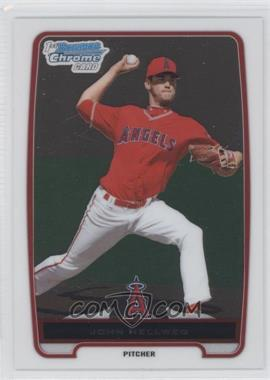 2012 Bowman Chrome Prospects #BCPBCP218 - John Hester