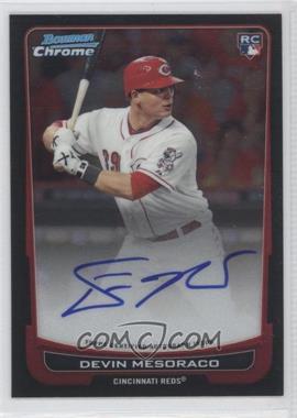 2012 Bowman Chrome Rookie Certified Autographs [Autographed] #214 - Devin Mesoraco