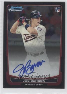 2012 Bowman Chrome Rookie Certified Autographs [Autographed] #215 - Joe Benson