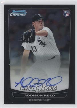 2012 Bowman Chrome Rookie Certified Autographs [Autographed] #220 - Addison Reed