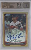 Will Middlebrooks /50 [BGS 9.5]