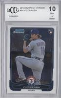 Yu Darvish [ENCASED]