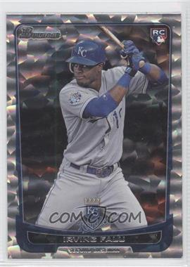 2012 Bowman Draft Picks & Prospects - [Base] - Silver Ice #26 - Irving Falu