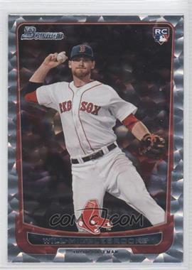 2012 Bowman Draft Picks & Prospects - [Base] - Silver Ice #40 - Will Middlebrooks