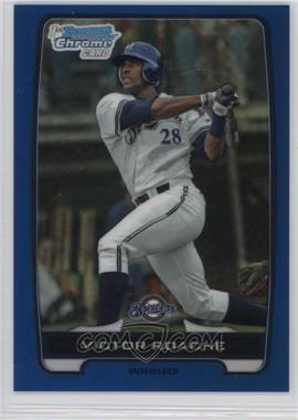 2012 Bowman Draft Picks & Prospects - Chrome Draft Picks - Blue Refractors #BDPP13 - Victor Roache /250