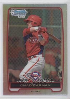 2012 Bowman Draft Picks & Prospects - Chrome Draft Picks - Refractors #BDPP144 - Chad Carman