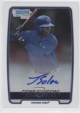 2012 Bowman Draft Picks & Prospects - Chrome Prospects Certified Autographs - [Autographed] #BCA-JSO - Jorge Soler