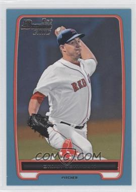 2012 Bowman Draft Picks & Prospects - Prospects - Blue #BDPP3 - Brian Johnson /500