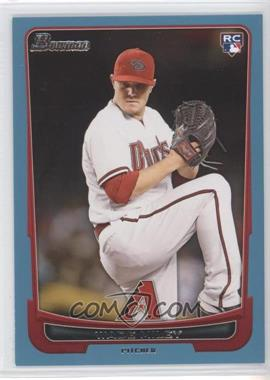 2012 Bowman Draft Picks & Prospects Blue #15 - Wade Miley /500