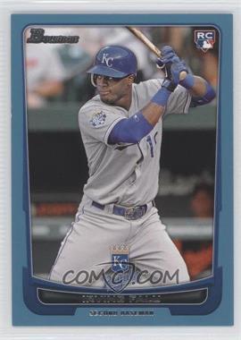 2012 Bowman Draft Picks & Prospects Blue #26 - Irving Falu /500