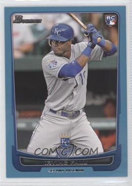 2012 Bowman Draft Picks & Prospects Blue #26 - Irving Falu /500